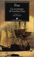 Edgar Allan Poe, Le avventure di Gordon Pym (ed. Mondadori)