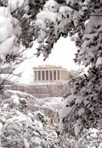 Acropoli, Atene.