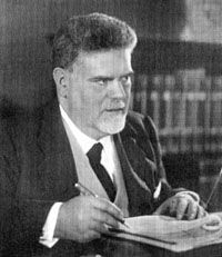 Giovanni Gentile (Castelvetrano, 30 maggio 1875 – Firenze, 15 aprile 1944)