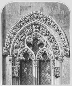 Portale della Cappella di Roslyn