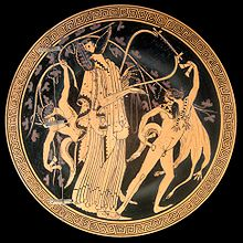 Dionysos et le Grand Pan
