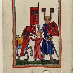 Wolfram von Eschenbach e i Custodi del Graal