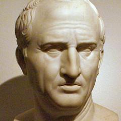 Marco Tullio Cicerone. Divinazione, presagi, auspici e aruspici