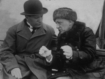 Tra Mussolini e D'Annunzio