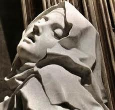 Gian Lorenzo Bernini, Estasi di santa Teresa d'Avila (1647 – 1652), Chiesa di Santa Maria della Vittoria, Roma.