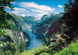 La vita della Norvegia è tutta sul mare