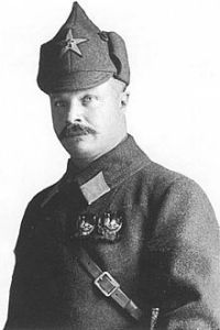 Mikhail Frunze (2 febbraio 1885 – 31 ottobre1925)