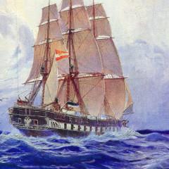 Quando la vecchia Austria voleva stabilirsi nelle isole dell'Oceano Indiano