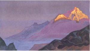 Nicholas Roerich, La via per Shambhala