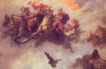 Estructuras de la mitología nórdica