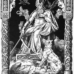 Hávamál, la voce di Odino