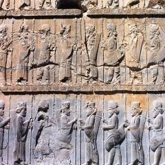 La popolazione nordica dell'Iran antico