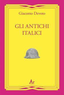 gli-antichi-italici