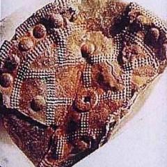 I medaglioni della necropoli di Chiavari