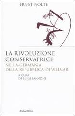Rivoluzione conservatrice: sogno eretico o futura realtà d'Europa?