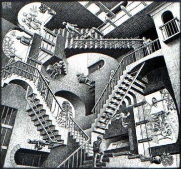Lo spazio magico del labirinto