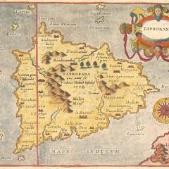 Cosa rappresentava l'isola di Taprobana e perché Campanella vi pose la Città del Sole?