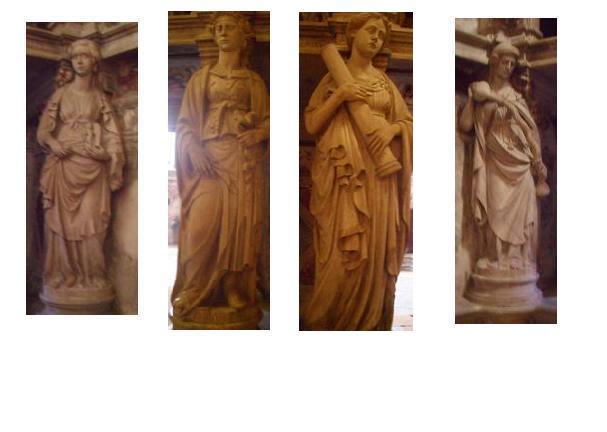 Le quattro virtù